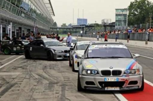 Il Time Attack Series riparte da Monza