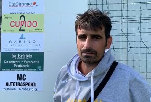 VIDEO Cogoleto-Oregina, il commento di Francesco Travi