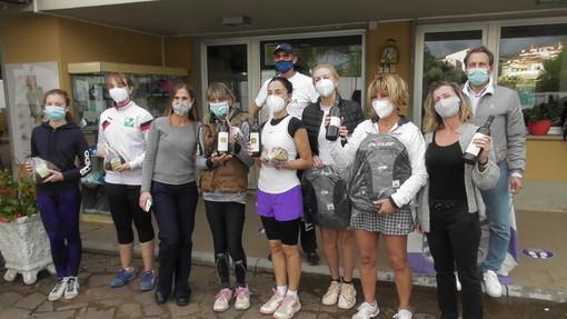 """Tennis - Al Cts chiusa pure la parte femminile del torneo """"Sport e Prevenzione"""""""