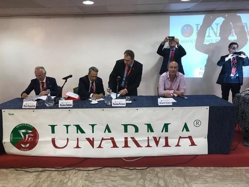 Giornata storica per UNARMA, Associazione Sindacale Carabinieri