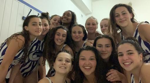 PALLANUOTO Bogliasco, la Juniores femminile si conferma nell'élite nazionale