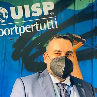 Tiziano Pesce è il nuovo presidente nazionale Uisp. Congratulazioni a un grande amico di Settimana Sport