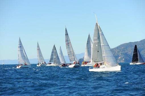 VELA Buona partenza per il 44° Campionato Invernale Golfo del Tigullio