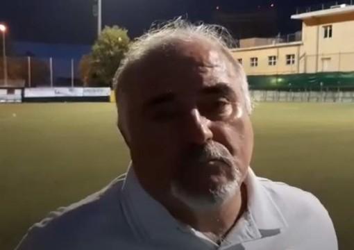 VIDEO/GENOVA CALCIO-SESTRESE Intervista a Marco Vacca