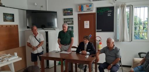 VIDEO La presentazione del Via Acciaio/Giovannino Natali