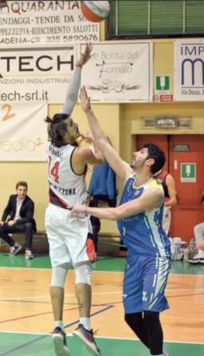 Basket - Andrea Vignali corona la campagna di rafforzamento della Tarros Spezia