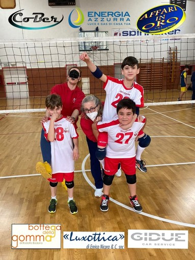 VBC SAVONA Primo successo stagionale per l'Under 17