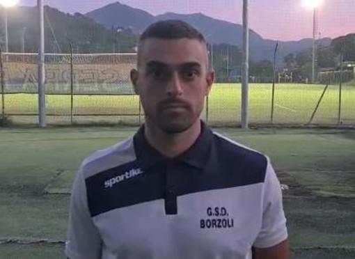 VIDEO/SERRA RICCO'-BORZOLI Intervista a Valmati