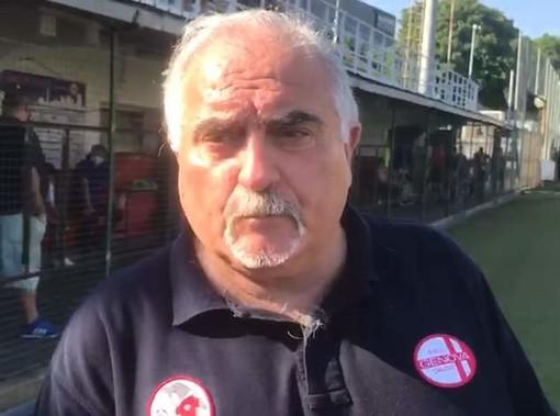 GENOVA CALCIO-VENTIMIGLIA 3-0 A TAVOLINO Il commento di Marco Vacca