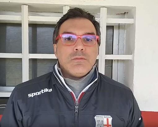 COPPA LIGURIA/ATLETICO GENOVA-VECCHIO CASTAGNA 5-4 Che spot per il calcio!