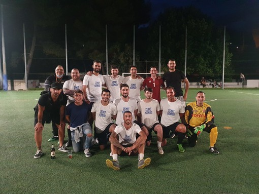 TANINI CUP Lo Zenit di Giampaolo Costa si impone 3-2