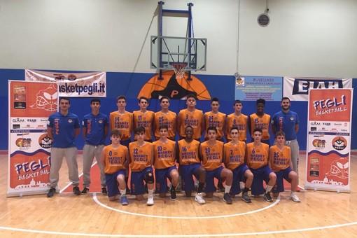 Bella vittoria per l'Under 16 d'Eccellenza del Basket Pegli
